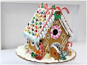 Production Diary - Week 2 Gingerbread House Ideas
