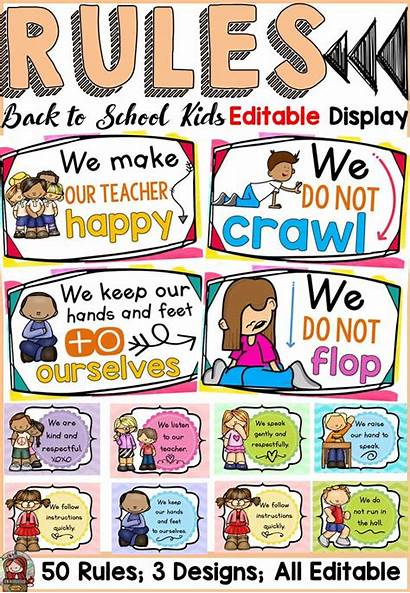 Rules Classroom Ice Cream Teaching Teacher Teacherspayteachers