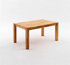 Tischplatte 140 X 80 : tisch esstisch kernbuche massiv ge lt esszimmertisch 140 x 80 speisetisch esszimmer tische 120 ~ Bigdaddyawards.com Haus und Dekorationen