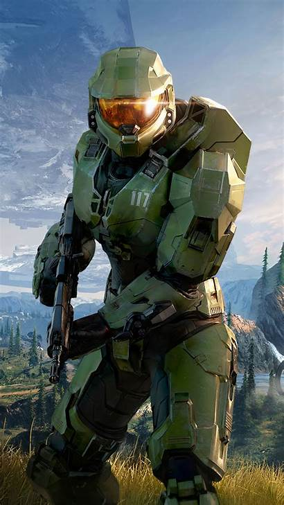 Halo Infinite Chief Master Wallpapers Mobile Games