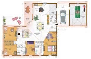 maison contemporaine plans maisons