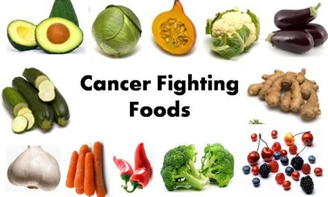 cancer foods fighting diet nutrition fight fruits include fights healthy cures detox food vegetables risk stop help naturally treat prevent
