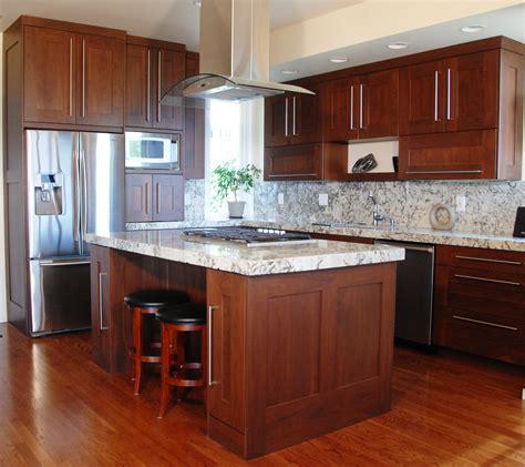 White Shaker Kitchen Cabinet Design For Splendid Kitchen