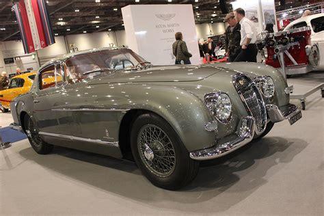 British Classics Shine At The London Classic Car Show