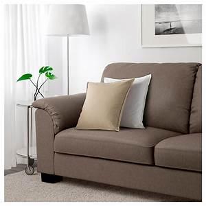 Sofa Füße Ikea : tidafors two seat sofa dansbo medium brown ikea ~ Bigdaddyawards.com Haus und Dekorationen