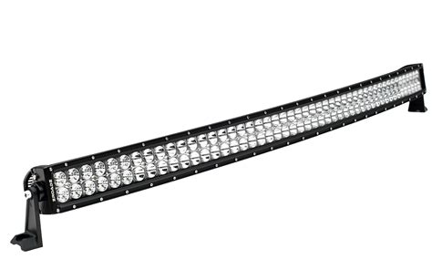 50 curved led light bar zroadz z30cbc14w288 50 row curved led light bar