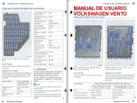 manual volkswagen vento