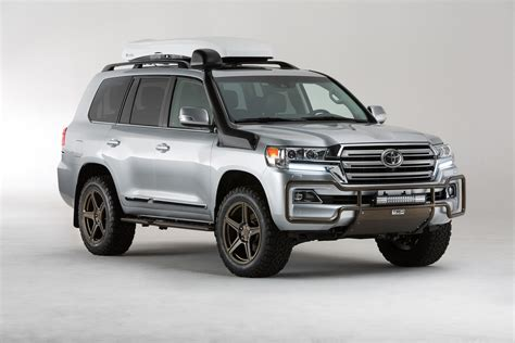 Toyota Land Cruiser by 2015 Toyota Sema Edition Trd Land Cruiser News And Information