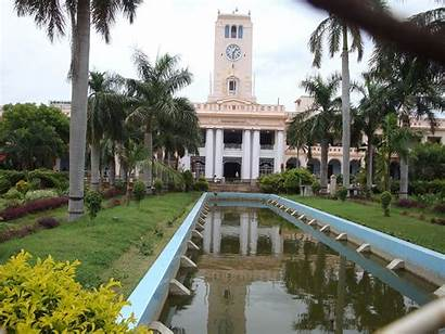 Annamalai University Building Administrative Agriculture Datei Commons