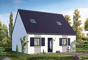 Plan Maison A Etage : plan maison individuelle 3 chambres loya habitat concept ~ Melissatoandfro.com Idées de Décoration
