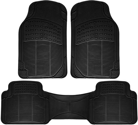 Truck Floor Mats For Toyota Tundra 3pc Set All Weather