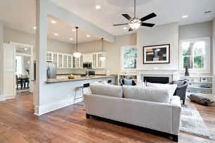 modern kitchen living room ideas 1910 house with modern family room kitchen addition traditional living room by