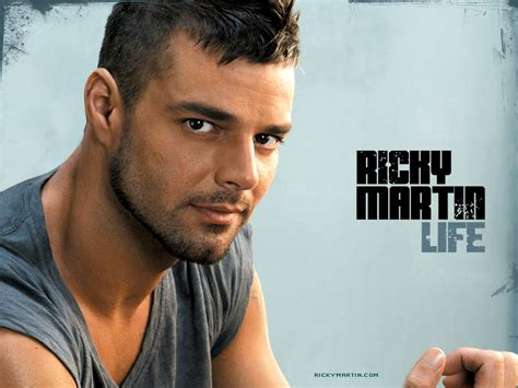 ricky from i wallpaper 7 ricky martin wallpapers