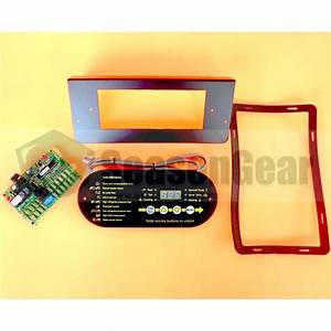 249 Aquacal Stk0178    Stk0056 Display Control Panel Kit
