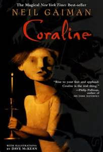 Coraline [Paperback] [2012] 1st Harper Trophy Ed., 2003 Ed. Neil Gaiman, Dave McKean