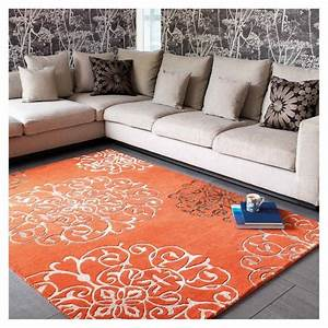 les 25 meilleures idees concernant tapis orange sur With tapis enfant avec canapé baroque