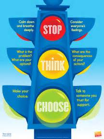 Stop Think and Choose