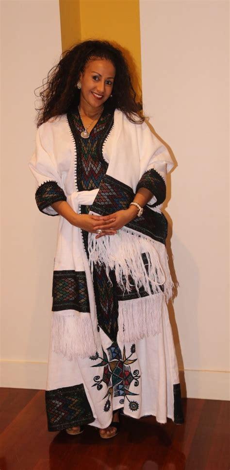 raya habesha dress