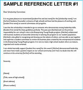 volunteer reference letter 7 best samples to write one With reference letter template for volunteer