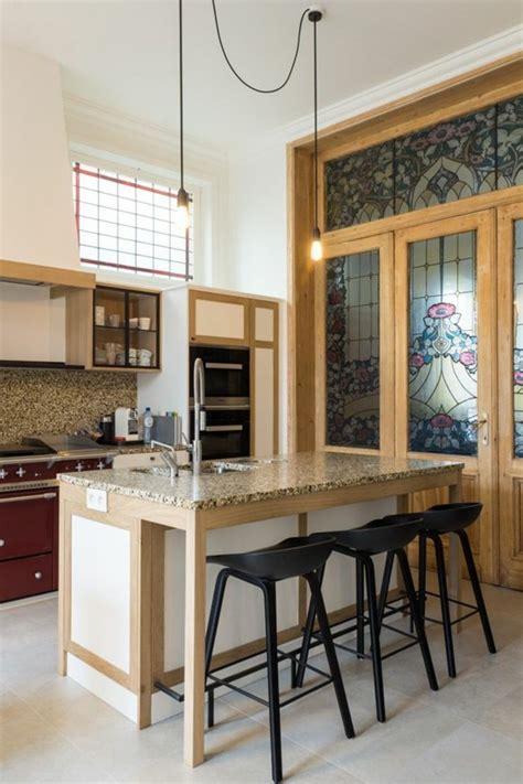 quel de cuisine choisir la cuisine équipée avec ilot central 66 idées en photos