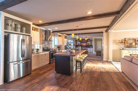 home floor and kitchens gourmet kitchen in a modular home here s how 4280