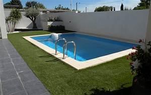 plage de piscine en dm greenr en bouches du rhone With amenagement tour de piscine 6 amenagement terrasse amenagement de cours plage de