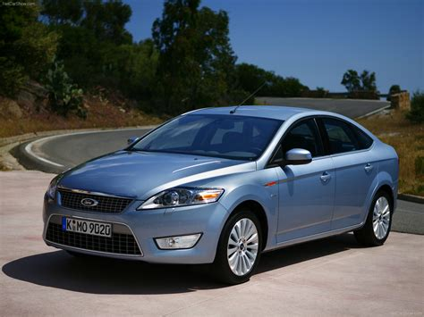 Ford Mondeo 2007 Image 10