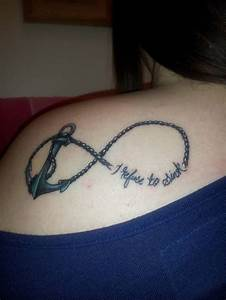 42+ Anchor Infinity Symbol Tattoos