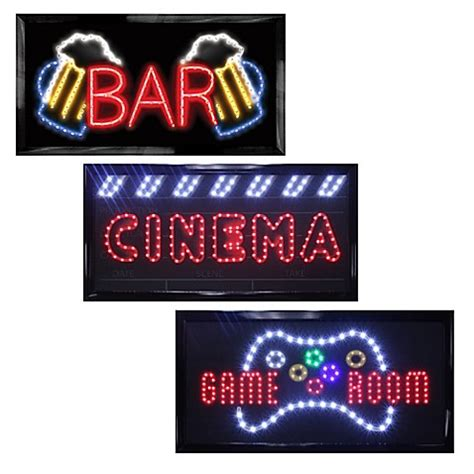 bed bath and beyond lights led light up sign wall decor bed bath beyond