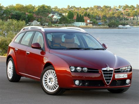 Alfa Romeo 159 Sportwagon 2006 2007 2008 2009 2018