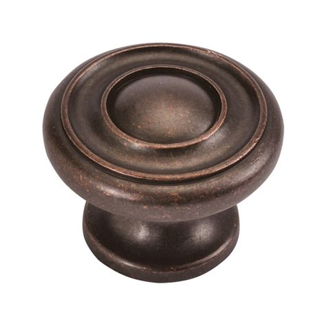 Hickory Hardware Cottage 112 Inch Diameter Dark Antique