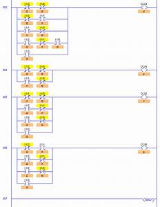 Plc Program To Operate Seven Segment Display