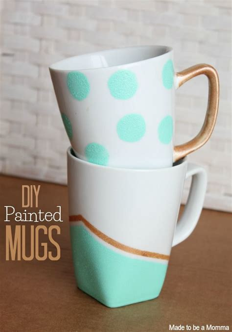 25  unique Painted coffee mugs ideas on Pinterest   Hand painted mugs, Painted mugs and
