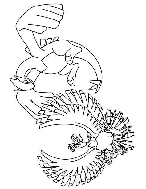 Legendary Kleurplaten by Free Legendary Coloring Pages For