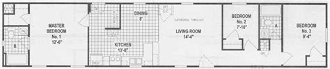 great manufactured home floor plans mobile home living