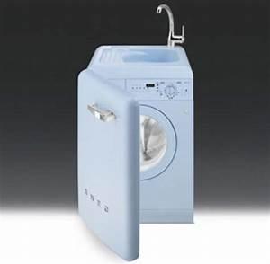 Waschmaschinenschrank Mit Tür : waschmaschine im retro look waschmaschine undercover ~ Eleganceandgraceweddings.com Haus und Dekorationen