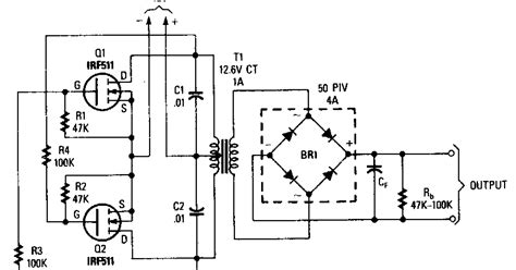 Forum Diagram Power Mosfet Inverter Wiring Schematic