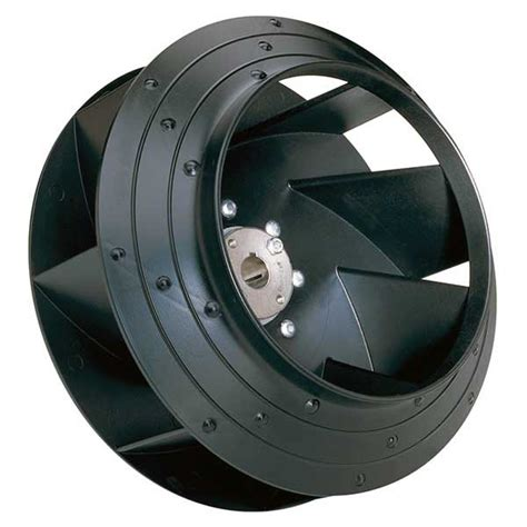 backward curved airfoil wheels
