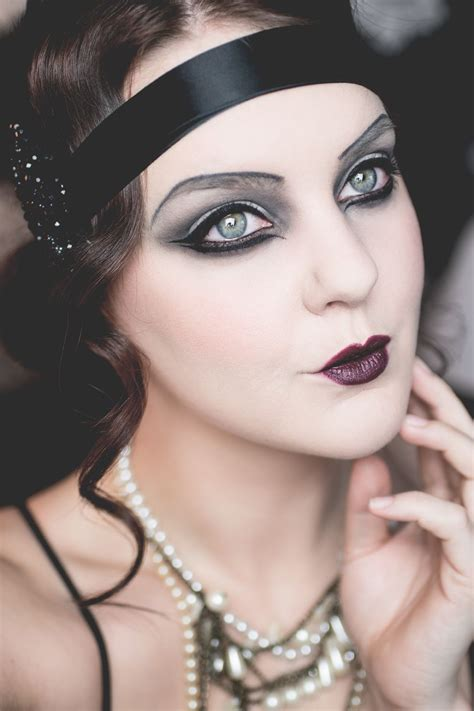 1920 Hairstyles And Makeup by Isadora The Great Gatsby 20 S Makeup 1920 S