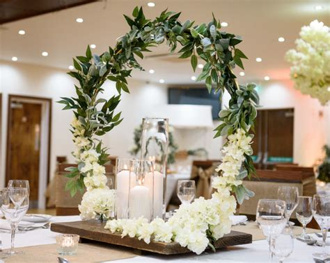 table decorations chesterfield keith woods weddings and events