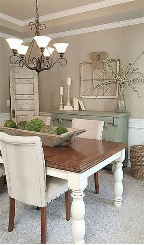 9+ Amazing Paint Color Dining Room Table Centerpiece Ideas