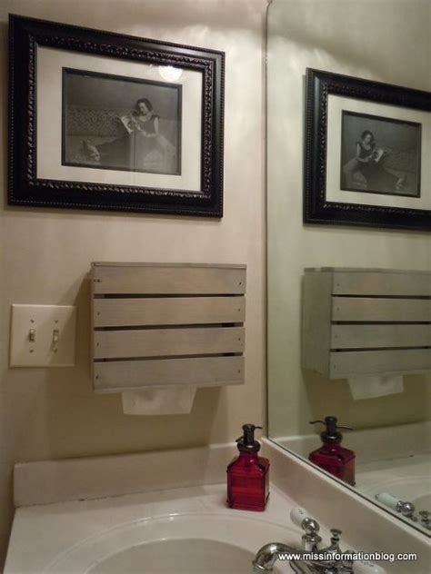 diy projects  ideas   home kleenex hand towels