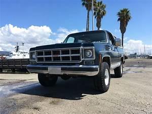 1977 Gmc Jimmy High Sierra 4wd 6 6l 400ci V8 4x4 A  C 104k