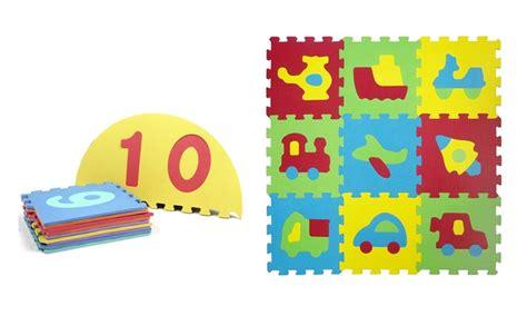tappeti per bambini puzzle fino a 57 su tappeti puzzle per bambini groupon