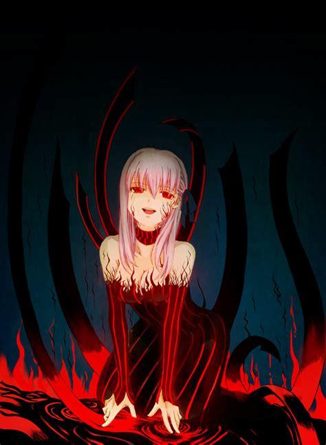 dark sakura fanart zerochan anime image board
