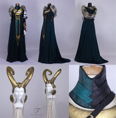 Lady Loki By Jolien On Deviantart