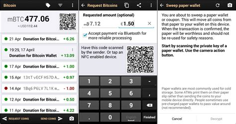 bitcoin cloud wallet 11 best mobile bitcoin wallet apps for ios and android