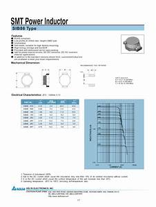 Smt Power Inductor Sib86 Manuals