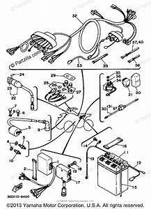 1989 Yamaha Warrior 350 Wiring Diagram
