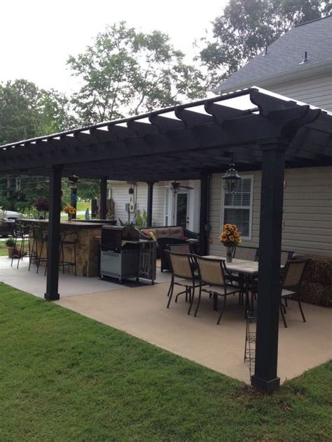 17 best ideas about outdoor covered patios on